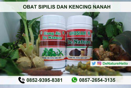 Agen Obat Kencing Nanah Resmi di Makassar Sulawesi