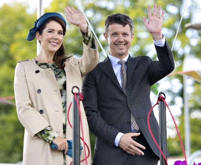 Mary et Frederik