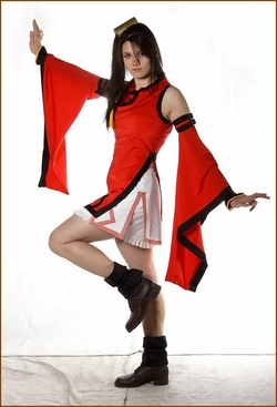 Jam Kuradoberi  ~  Guilty Gear