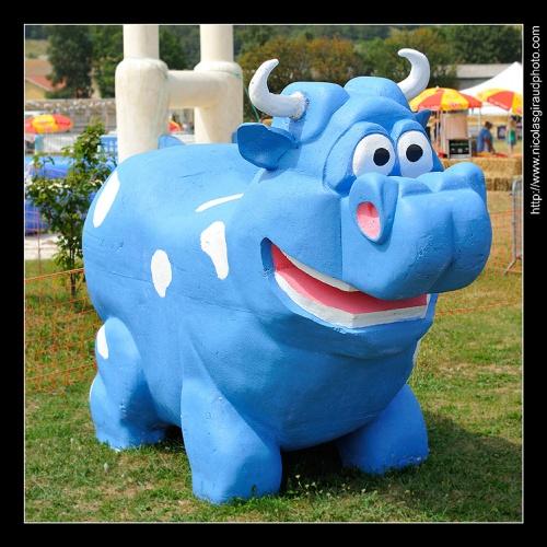 Fête du Bleue du Vercors à Vassieux en Vercors