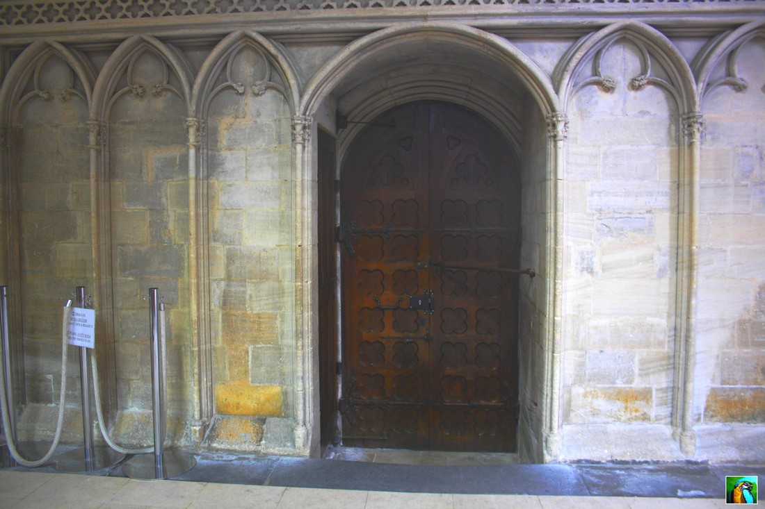 NORMANDIE : suite Cathédrale NOTRE DAME de BAYEUX 3/4