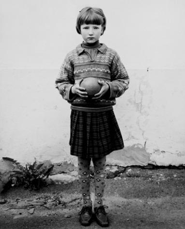 Portraits d'enfants mélancoliques