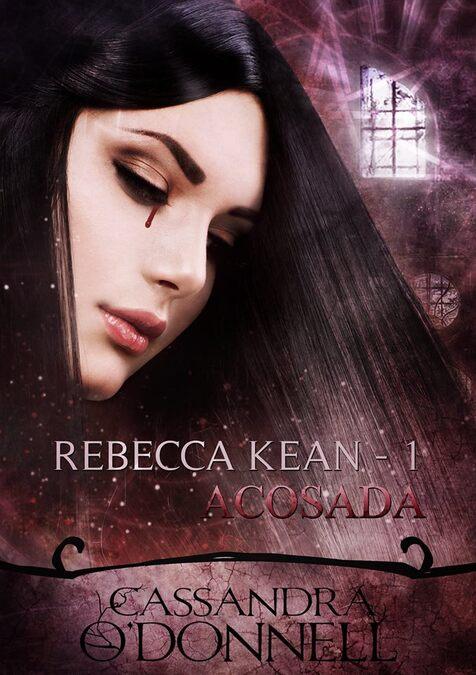 Cassandra O'Donnel dévoile la couverture espagnole de Rebecca Kean, tome 1