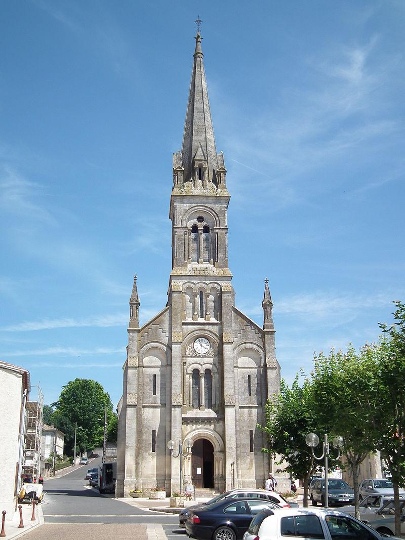 Eglise de Mirambeau.JPG