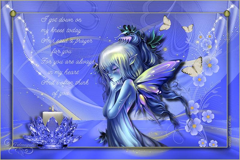 *** Les 291 A prayer for you ***