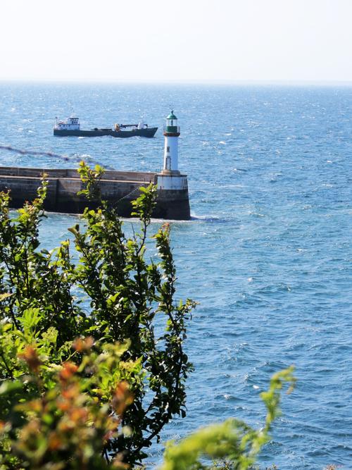 Escapade iodée à l'Île de Groix (Morbihan) - De la Pointe des Chats à Port Tudy