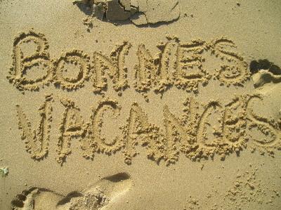 Vacances=)
