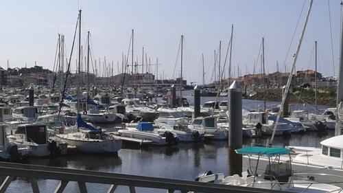 Capbreton le port de plaisance