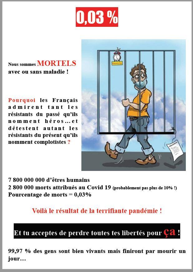 - Coronavirus - Le paSS sanitaire du Macron, c'est l'espionnage total ! (MAJ 04-04-2021)