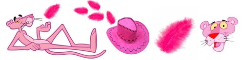 QUEUE DE CHAPEAU COUNTRY ROSE