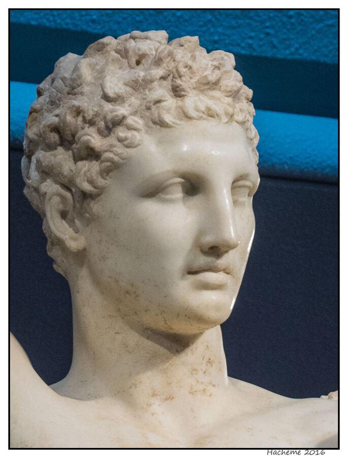 Hermès de Praxitèle