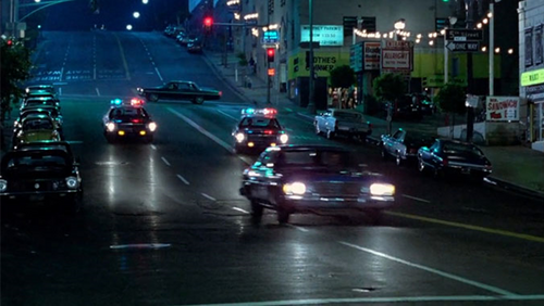 The Driver, Walter Hill, 1978