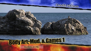 Candid-HD - Body Art, Mud & Games 1.