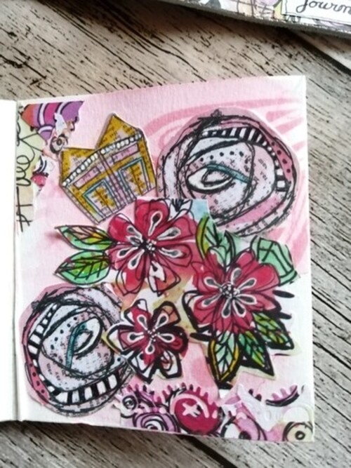 Art Journal - Scrap