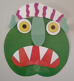 Va t'en Grand Monstre Vert - ASH cycle 1