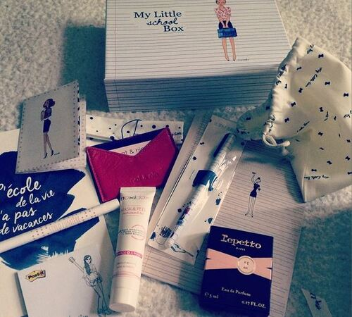 My Little Box Septembre 2014