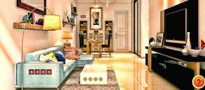 Jouer à Cute fancy house escape