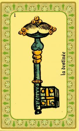 La Destinée - Oracle Belline - Regard sur un Autre Monde - Spiritualité