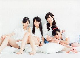 GIRL POP Morning Musume magazine 2012