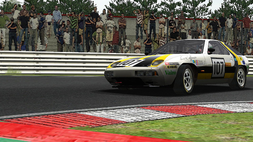 Team Raymond Boutinaud Porsche 928S