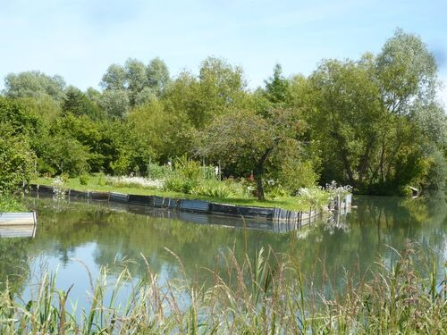 Promenade dans le Marais de Bourges