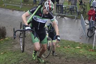 Cyclo Cross Soisy Octobre 2017 par Baptiste Foulon