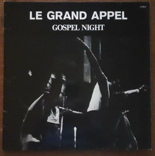 ABBE GUY DE FATTO/YVES MARION GOSPEL NIGHT LE GRAND APPEL FRENCH LP CPN  1972 | eBay
