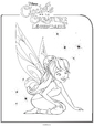 Coloriage Disney Fairies page 5
