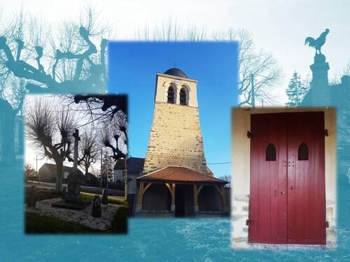 L'église de Jouars rénovée
