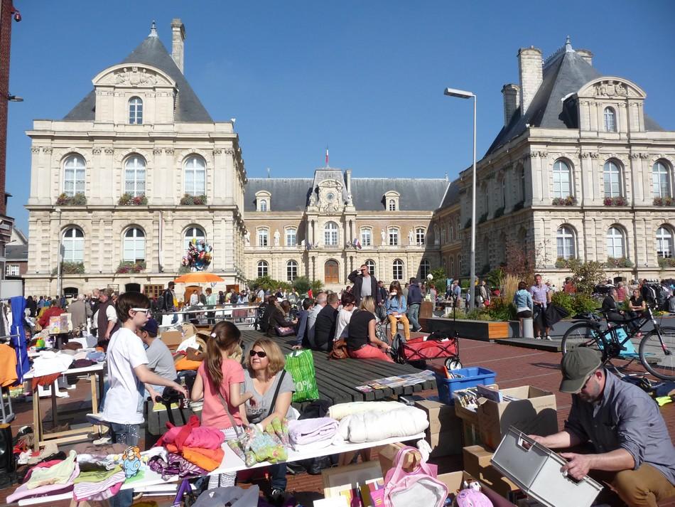 Réderie d'Automne à Amiens