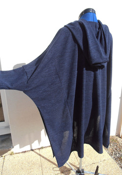 Large tunique jersey