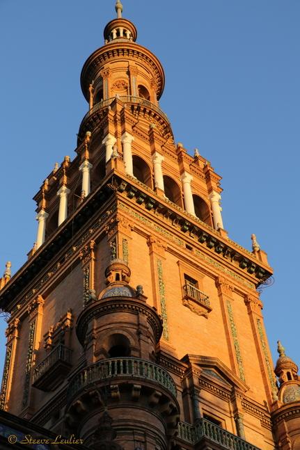La Place d'Espagne ou Plaza de España