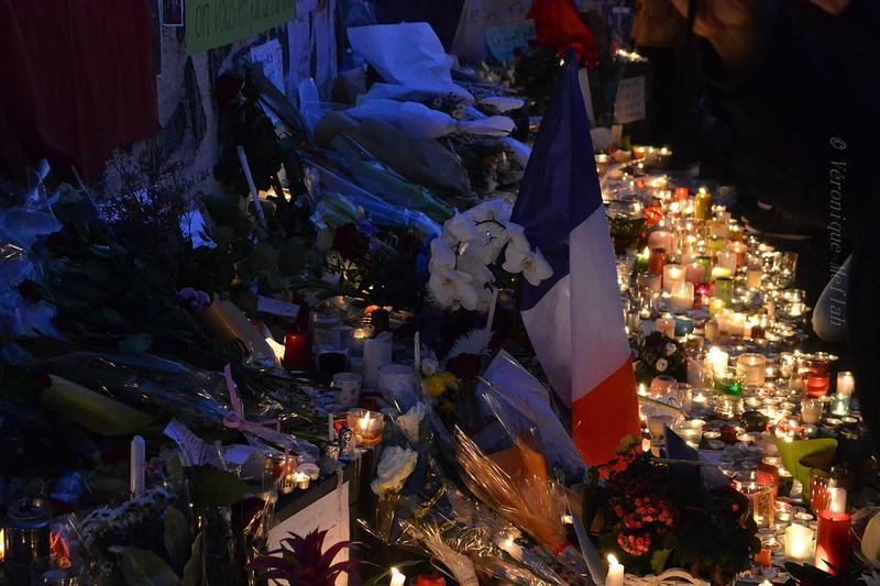 Je suis Paris : le temps du recueillement ...