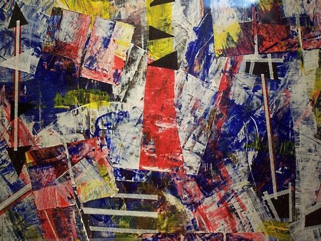 Peintures Marc de Metz mp1357 2010 - 10
