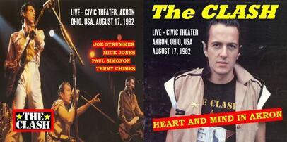 La Saga du Clash - épisode 33 - Combat Rock Us Tour
