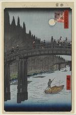 Du Sud de Ginza vers Ryogoku en longeant la Sumida