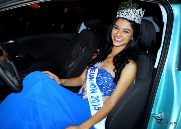 Retour en images sur le cocktail Miss Réunion 2015 à la Villa du Département