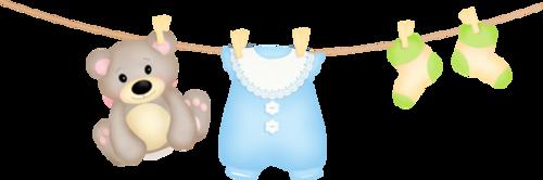 Tubes accessoires bébé en png