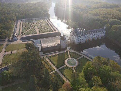 Sortie Châteaux de la Loire