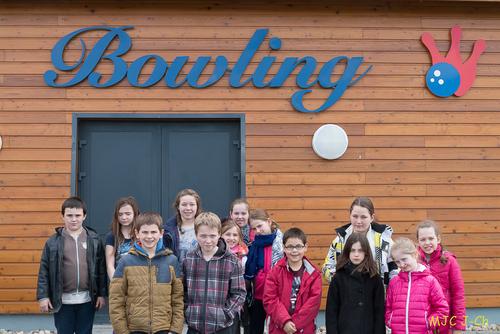 Photos sortie Sport et Bowling