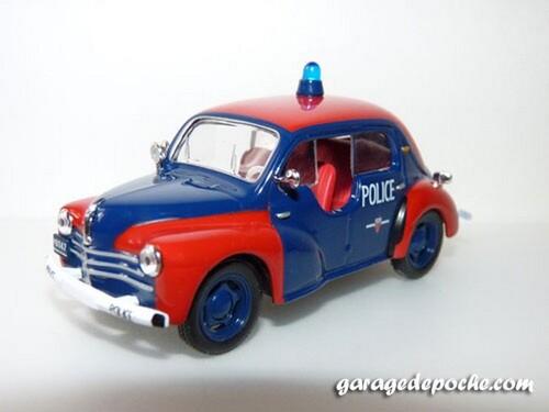 4cv Police de Monaca