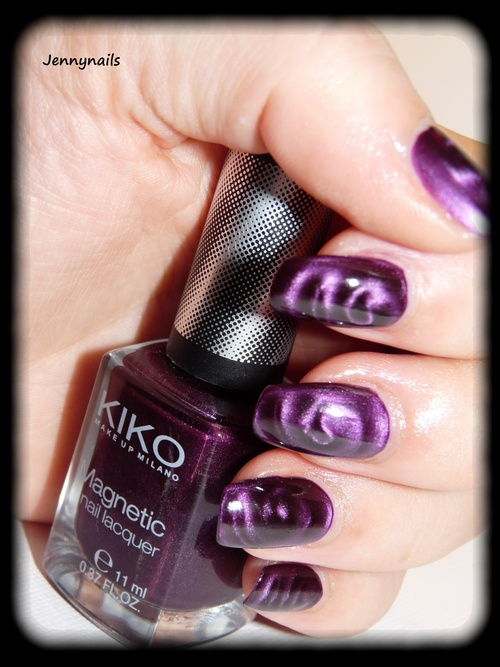 - Déco - KIKO MAGNETIC : Purple (704)
