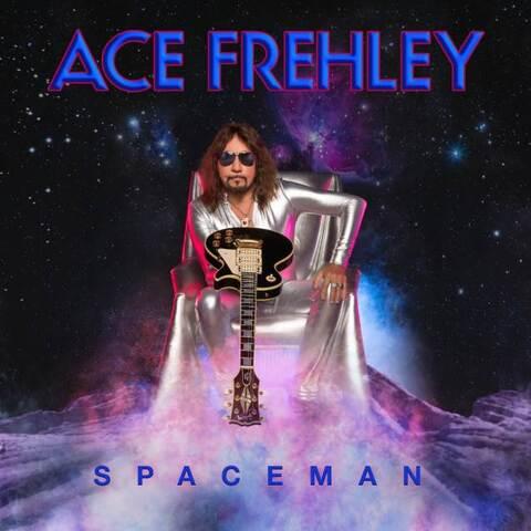 ACE FREHLEY - Détails et extraits du nouvel album Spaceman
