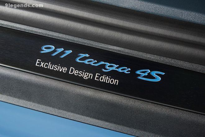 Porsche 911 Targa 4S Exclusive Design Edition-03