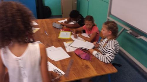 Des mathématiques  en jiouant  pour les élèves du CM1a