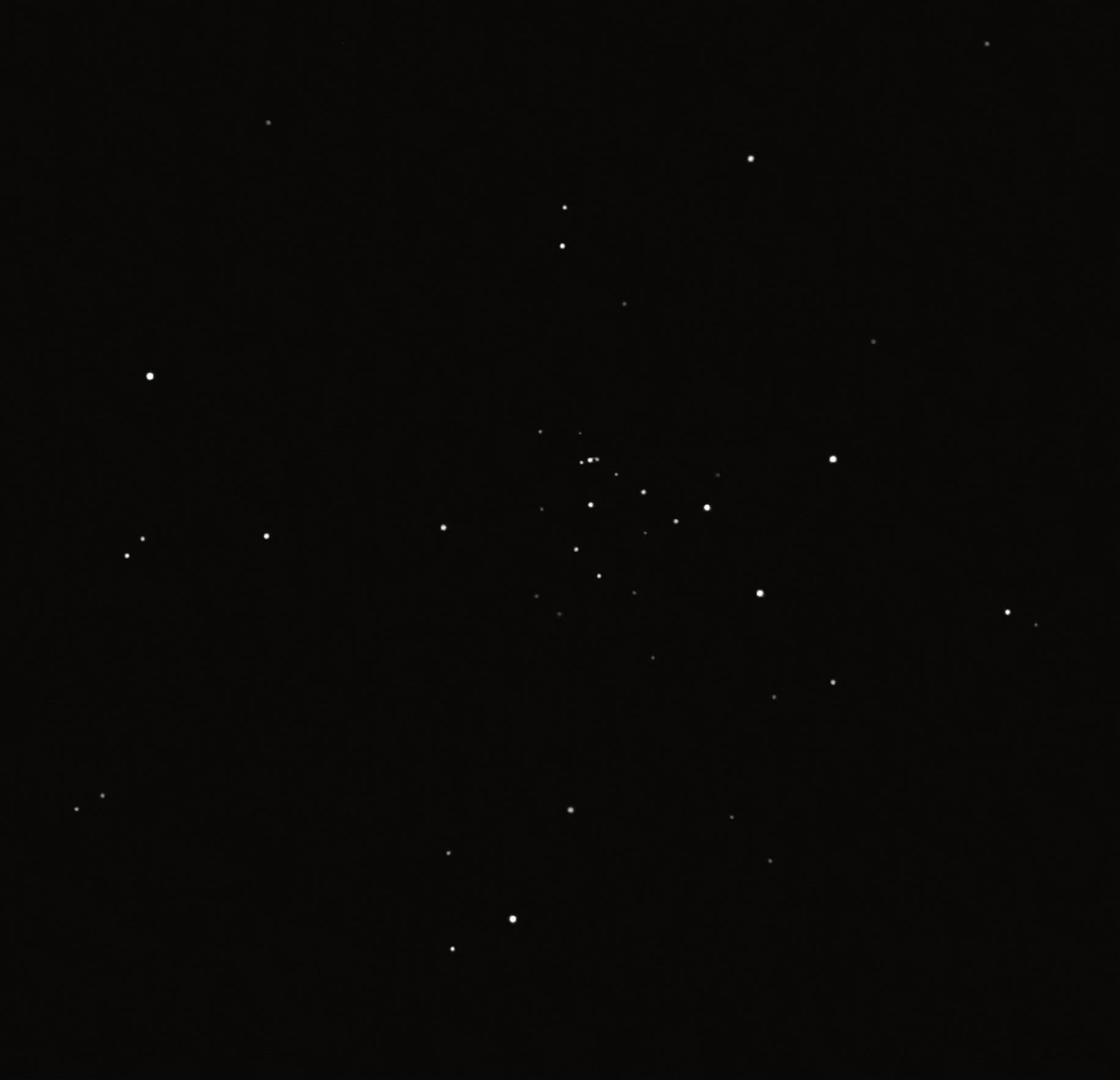 Berkeley 87 open cluster