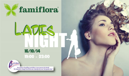 Ladies Night @ Famiflora