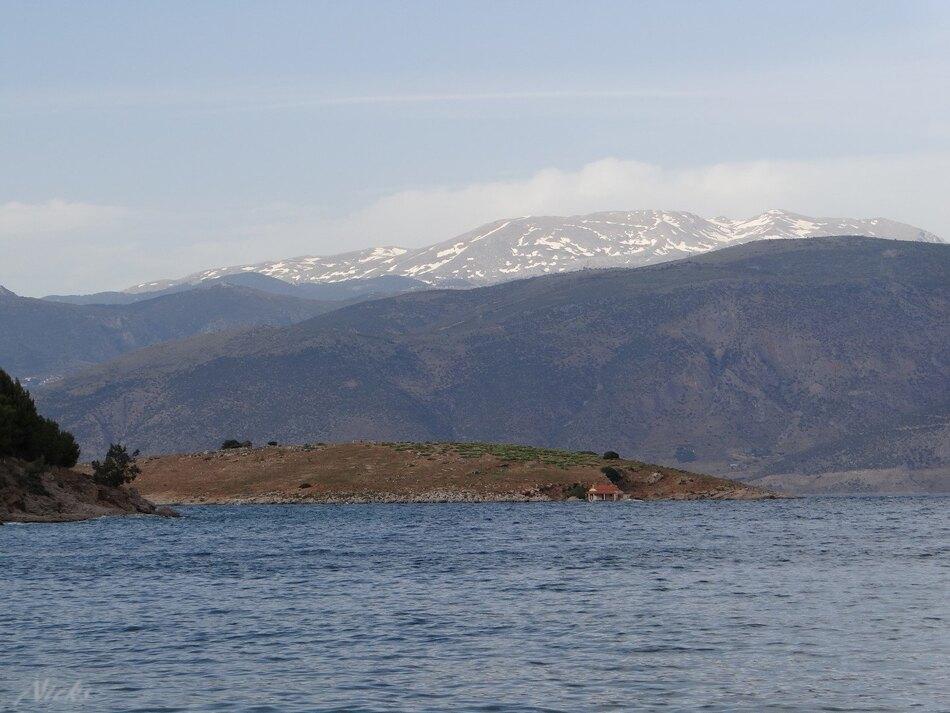 Galaxidi,Grèce,