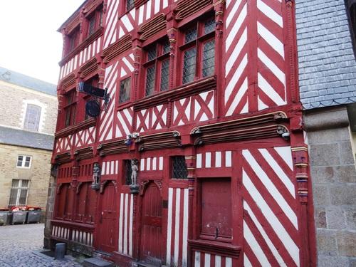 Rennes: autour des Portes Mordelaises (photos)