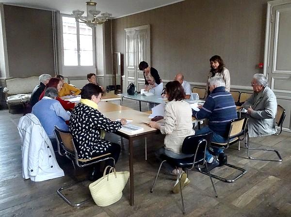 """Un atelier d'écriture a été ouvert au cours du festival """"Au fil de l'onde, entrez en Seine"""""""
